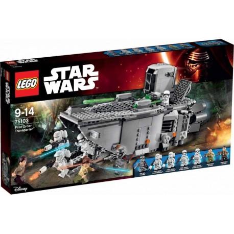 LEGO Star Wars 75103 First Order Transporter