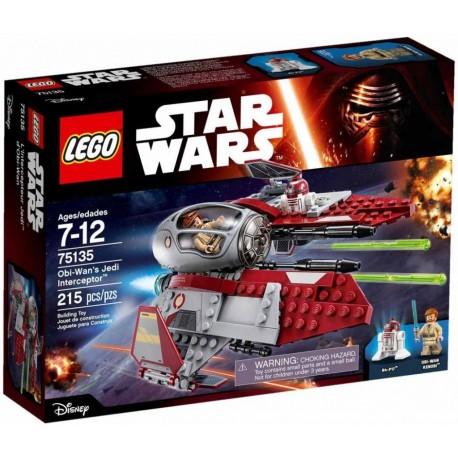 LEGO Star Wars 75135 Obi-Wanova Jedijská stíhačka