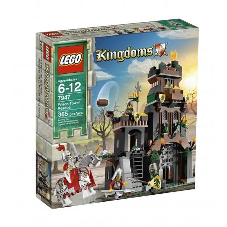 Lego Kingdoms 7947 Vysvobození princezny