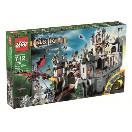 LEGO Castle 7094 Obléhání královského hradu