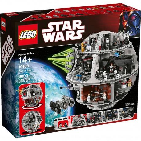 LEGO Star Wars 10188 Hvězda smrti