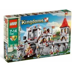 LEGO Kingdoms 7946 Králův hrad