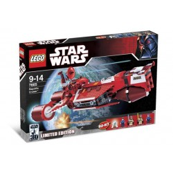 LEGO Star Wars 7665 Republic Cruiser (Limited Edition with R2-R7)