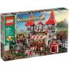 LEGO Kingdoms 10223 Rytířský turnaj
