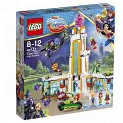 LEGO Super Heroes Girls 41232 Střední škola pro hrdiny