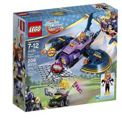 LEGO Super Heroes Girls 41230 Batgirl a honička v Batjetu