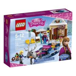 LEGO Disney  41066 Dobrodružství na saních s Annou a Kristoffem