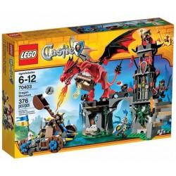 LEGO Castle 70403 Dračí hora