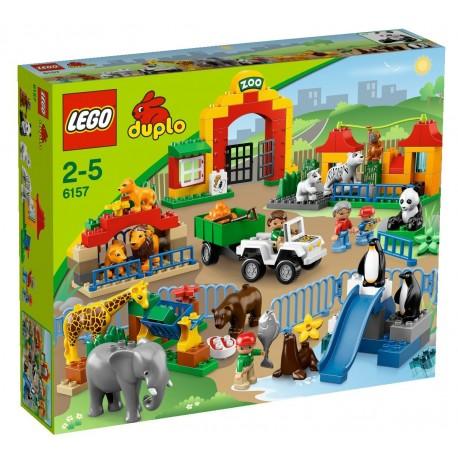 LEGO Duplo 6157 Velká zoo