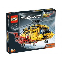 LEGO Technic 9396 Helikoptéra