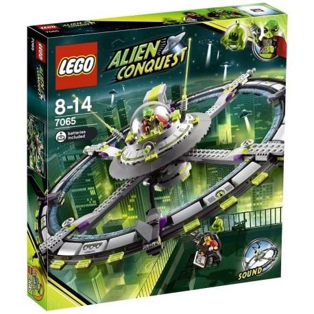 LEGO Alien Conquest 7065 Základna mimozemšťanů