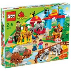 LEGO Duplo 5635 Velká městská ZOO