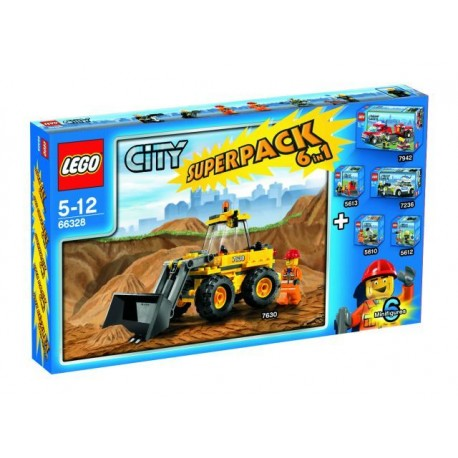 LEGO City 66328 Super set