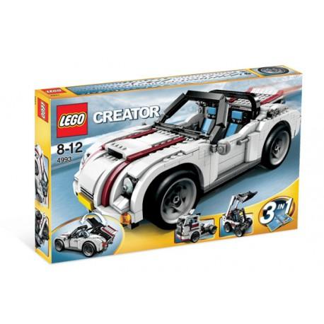 LEGO Creator 4993 Parádní kabriolet