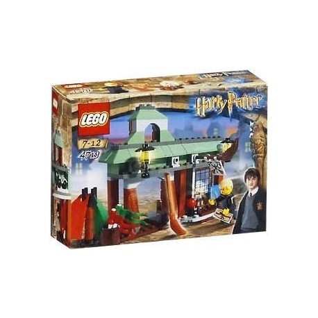 LEGO Harry Potter 4719 Quality Quidditch Supplies