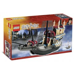 LEGO Harry Potter 4768 Harry Potter Krubalská loď