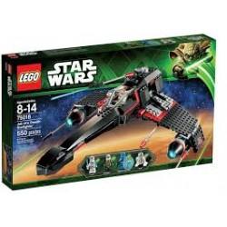 LEGO Star Wars  75018 JEK-14's Stealth Starfighter