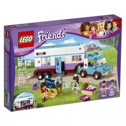 LEGO Friends 41125 kamion na přepravu koní