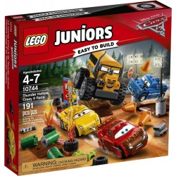 LEGO Juniors 10744 Závod Thunder Hollow Crazy 8