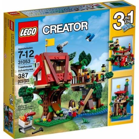 Lego Creator 31053 Dobrodružství ve stromovém domě