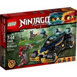 LEGO Ninjago 70625 Samuraj VXL