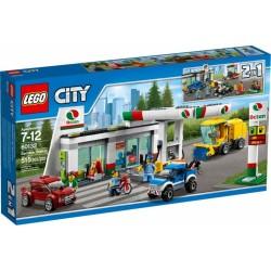 LEGO City 60132 Benzínová stanice