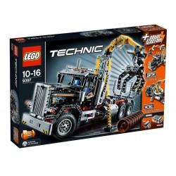 LEGO Technic 9397 Převoz dřeva