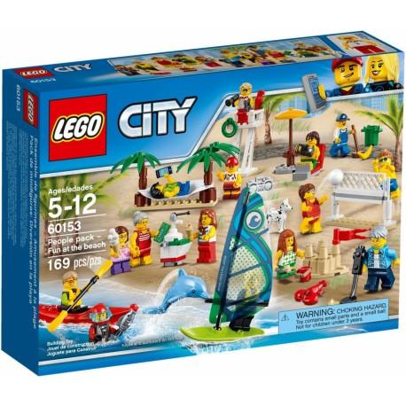 LEGO City 60153 Sada postav Zábava na pláži