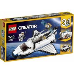 LEGO Creator 31066 Vesmírný průzkumný raketoplán