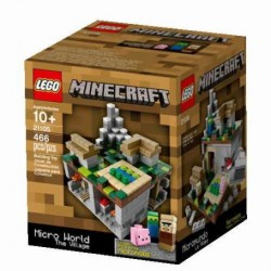 LEGO Minecraft 21105 Micro World The Village