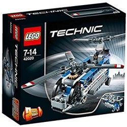 LEGO Technic 42020 Doppelredor helicopter