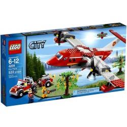 LEGO City 4209 Hasičské letadlo