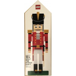 LEGO Limited Edition 4002017 The Nutcracker