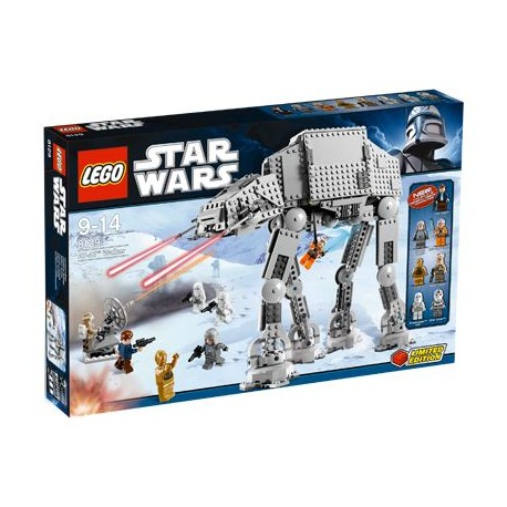 LEGO Star Wars 8129 AT-AT s motorem