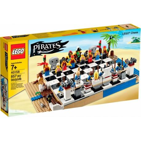 LEGO Piráti 40158 Šachová sada