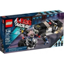 LEGO Movie 70819 Honička se zlým poldou