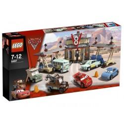 LEGO Cars 8487 Čerpací stanice Flo V8 Café