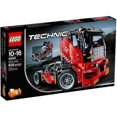 LEGO Technic 42041 Závodní Truck