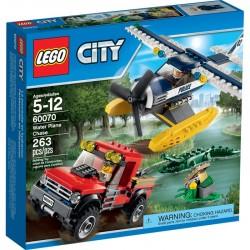 LEGO City 60070 Pronásledování hydroplánem