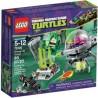 LEGO Ninja Turtles 79100 Únik z Krangovy laboratoře