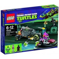 LEGO Ninja Turtles 79102 Maskované pronásledování
