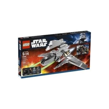 LEGO Star Wars 8096 Raketoplán císaře Palpatina