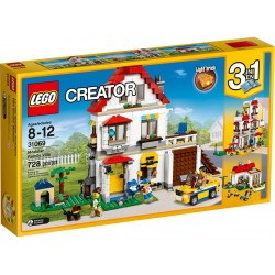 LEGO Creator 31069 Rodinná vila