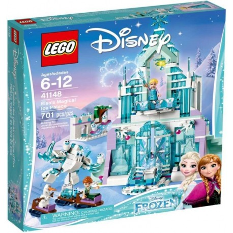 LEGO Disney 41148 Elsa's Magical Ice Palace