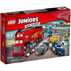 LEGO Juniors 10745 Finálový závod Florida 500