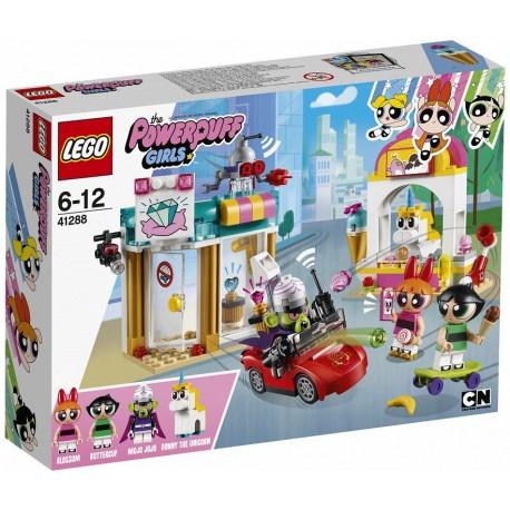 LEGO Powerpuff Girls 41288 Mojo Jojo útočí
