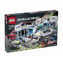 LEGO Racers 8154 Tuningové depo