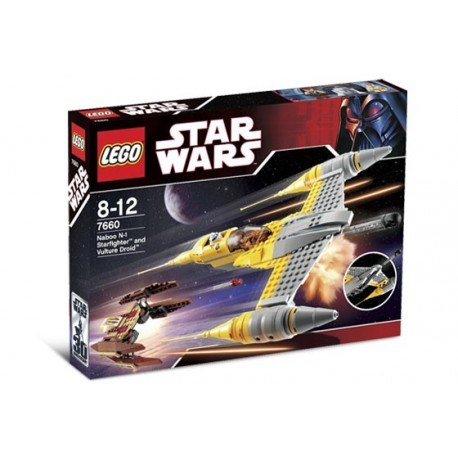 LEGO Star Wars 7660 Naboo N-1 Starfighter