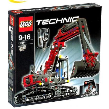 LEGO Technic 8294 Pásový bagr