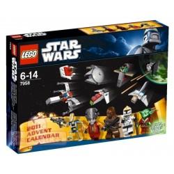 LEGO Star Wars 7958 Adventní kalendář